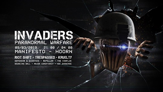 Invaders (flyer)