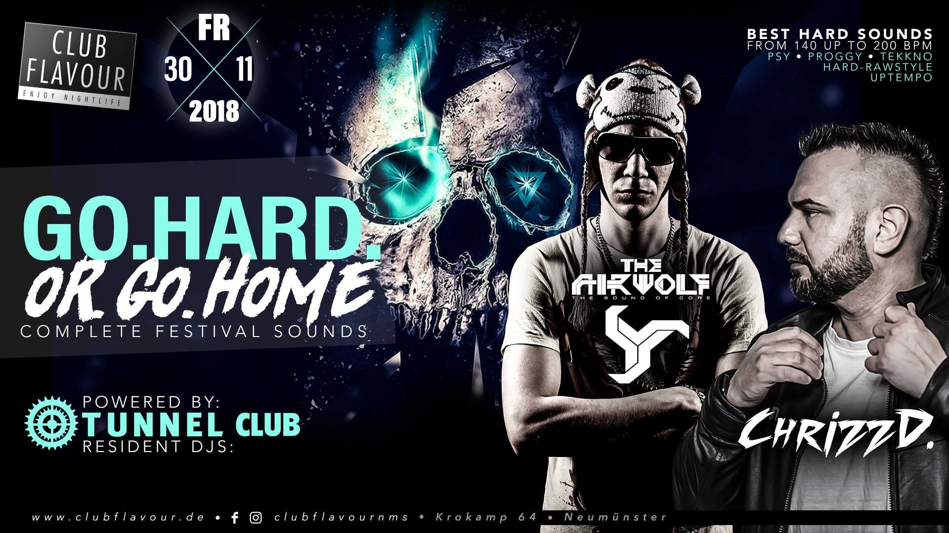 Go Hard Or Go Home Tickets Line Up Info