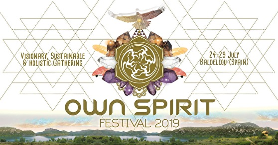 Own Spirit Festival (flyer)
