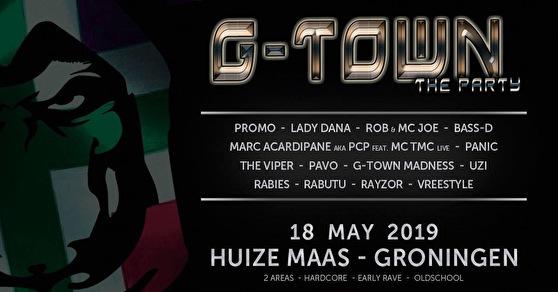 G-Town (flyer)