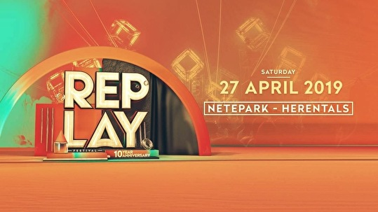 Replay Festival (flyer)