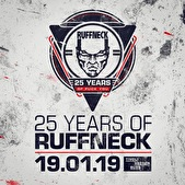 25 Years Of Ruffneck (flyer)