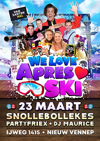We Love Apres Ski (flyer)