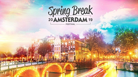 Spring Break Amsterdam Festival (flyer)
