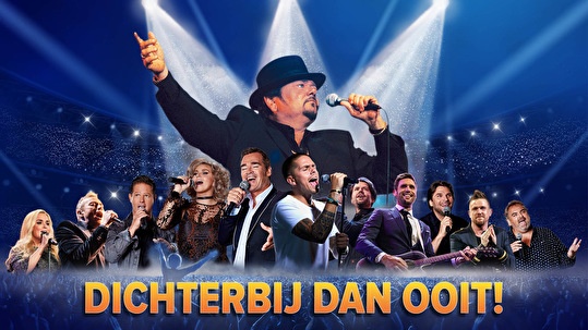 Holland Zingt Hazes (flyer)