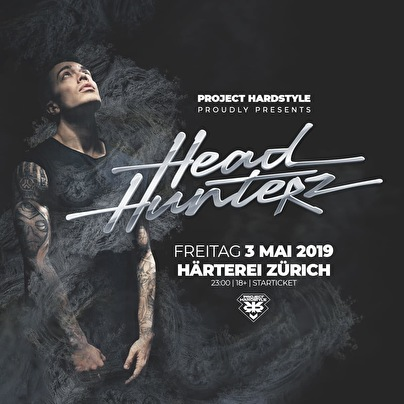 Project Hardstyle (flyer)
