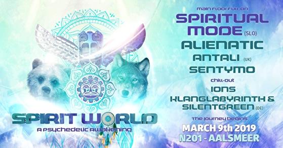 Spirit World (flyer)