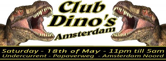 flyer Club Dino's