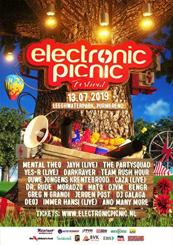 Electronic Picnic Festival (flyer)