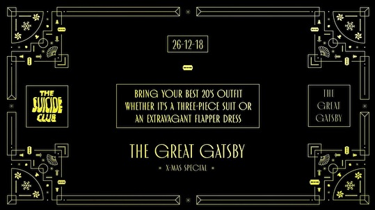 The Great Gatsby · X-Mas Special · 26 December 2018, The Suicide