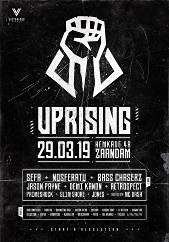 Uprising (flyer)