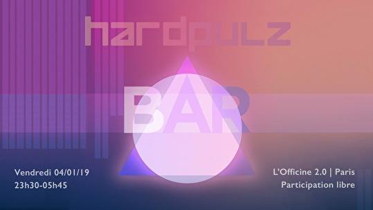 Hardpulz BAR (flyer)