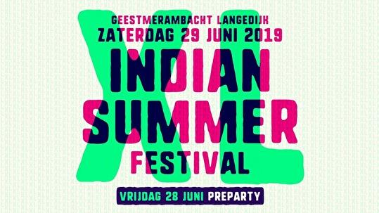 Indian Summer (flyer)