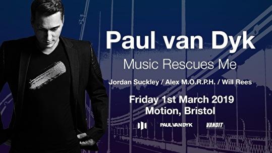 Paul van Dyk (flyer)