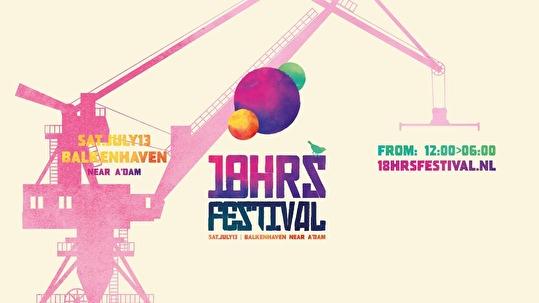18hrs Festival (flyer)
