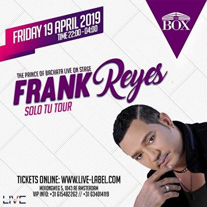 flyer Frank Reyes