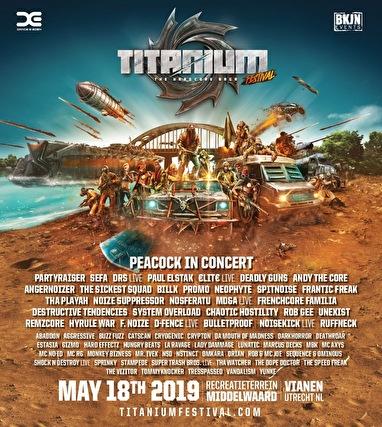 flyer Titanium Festival