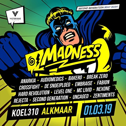 Madness (flyer)