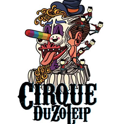 Cirque Du ZoLeip (flyer)