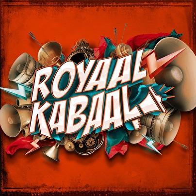 Royaal Kabaal (flyer)