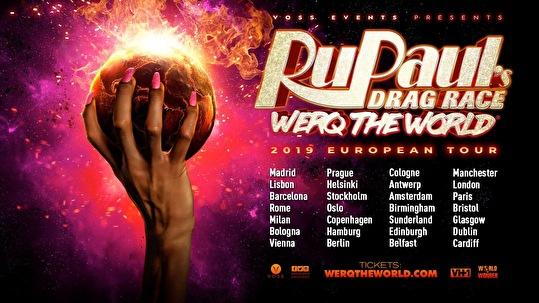 RuPaul's Drag Race (flyer)