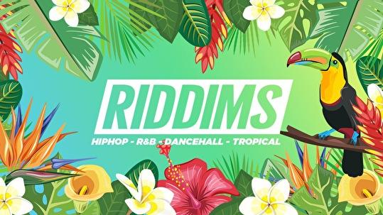 Riddims (flyer)