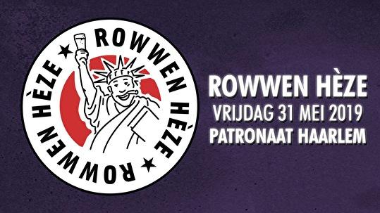 Rowwen Hèze (flyer)