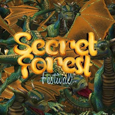 flyer Secret Forest Festival