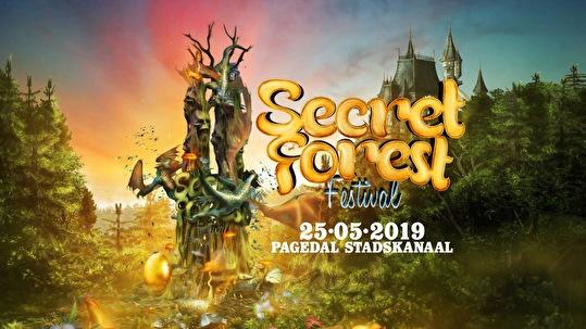 Secret Forest Festival (flyer)
