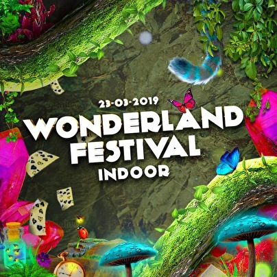flyer Wonderland Festival Indoor