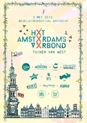 De Tuinen Van West Amsterdam.Het Amsterdams Verbond 2019 Tickets Line Up Timetable Info