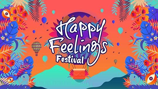 Happy Feelings Festival (flyer)