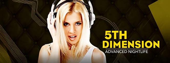 5th Dimension (flyer)