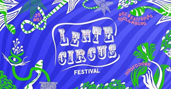 Lente Circus Festival (flyer)