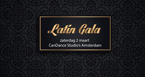 Latin Gala (flyer)