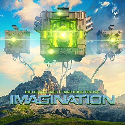 Imagination Summer (flyer)