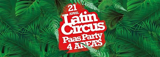 Latin Circus (flyer)