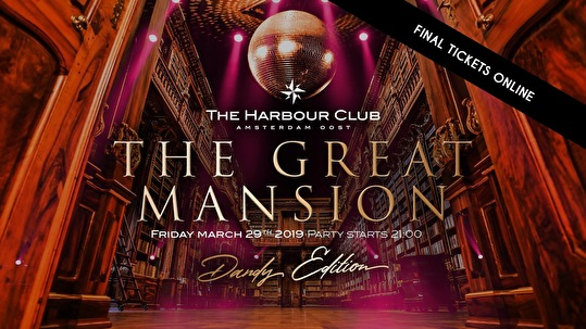 The Great Mansion (flyer)
