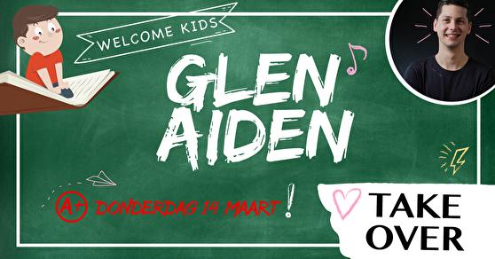Glen Aiden Takeover (flyer)