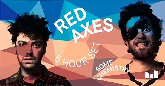 flyer Red Axes