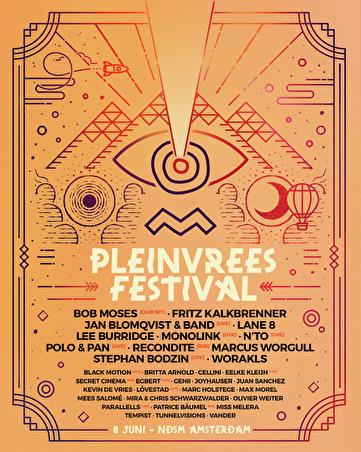 Pleinvrees Festival (flyer)