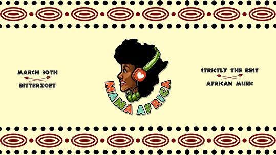 Mama Africa (flyer)