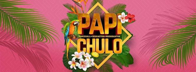 Papi Chulo (flyer)