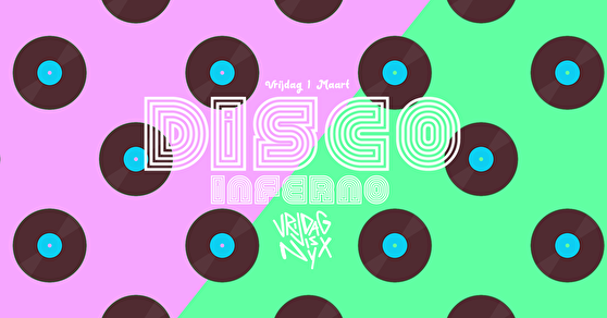 Disco Inferno (flyer)