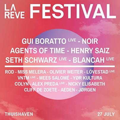 flyer La Rêve Festival