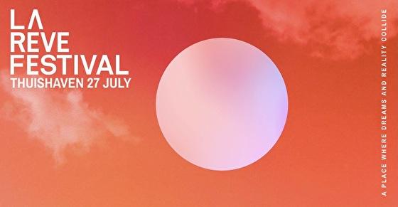 La Rêve Festival (flyer)