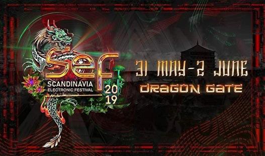 Scandinavia Electronic Festival (flyer)