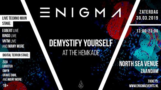 Enigma (flyer)
