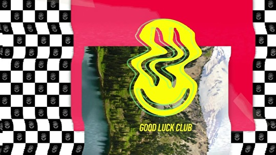 Good Luck Club (flyer)