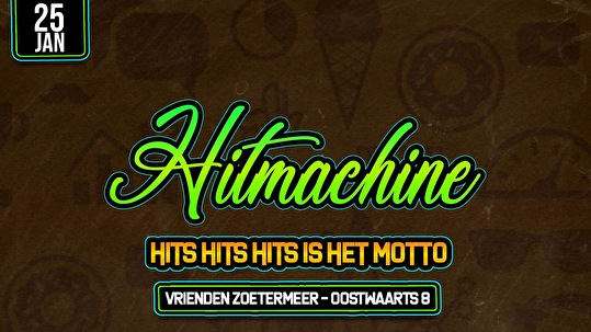 flyer Hitmachine